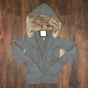 AEO Sweater Jacket